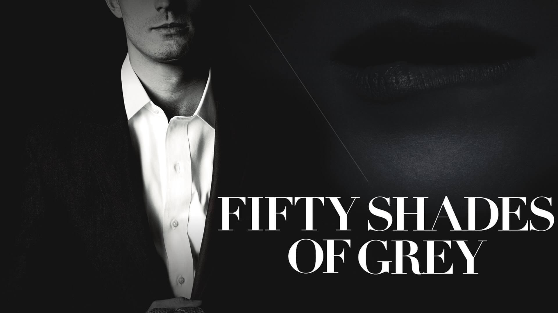 Fifty Shades Of Greay Poster Jorg Huttner