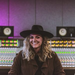 Haleigh Bowers In Front Of SSSL 800G+ After Writer's Block Live Sessions