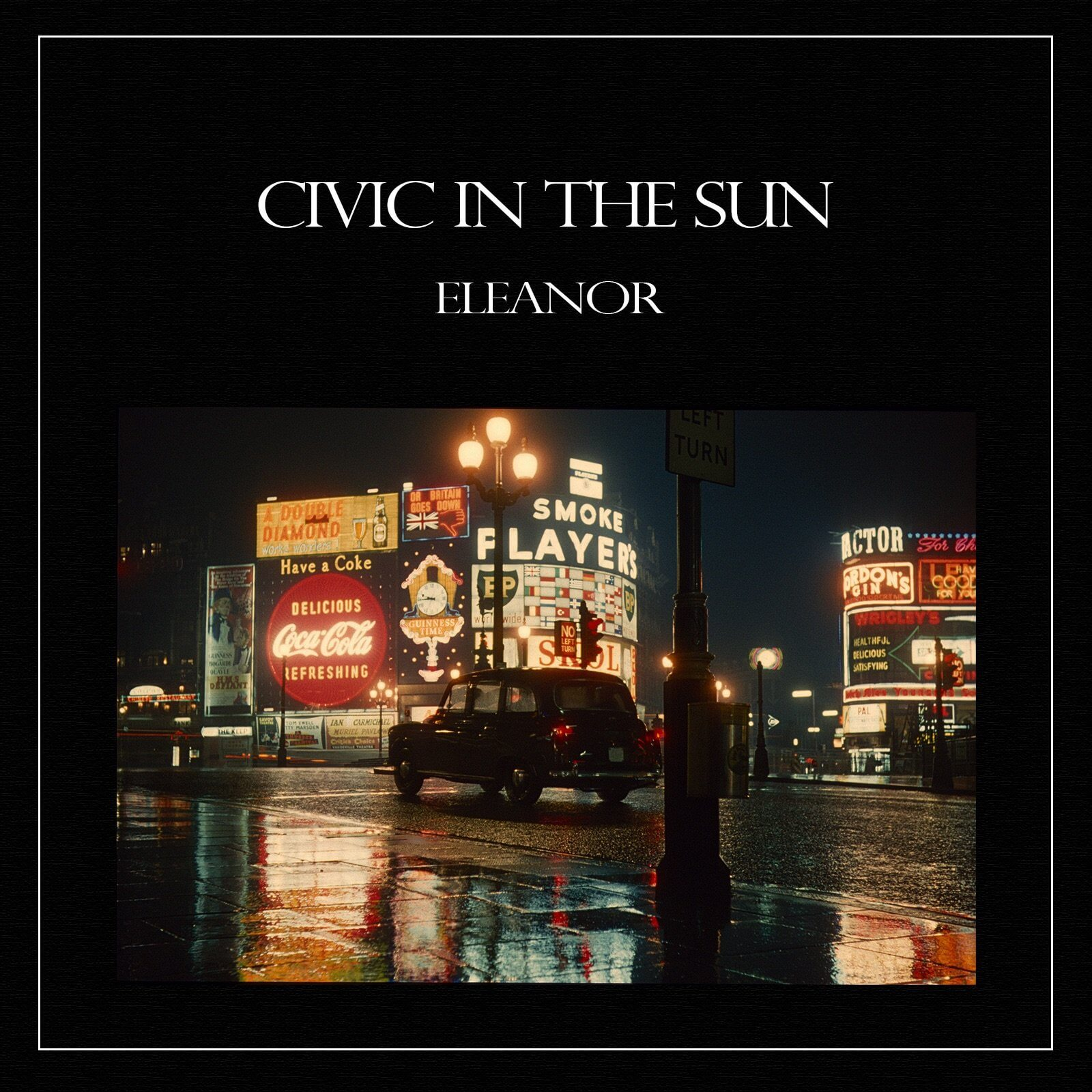 "Upcoming Release: ""Eleanor"" By Civic In The Sun"