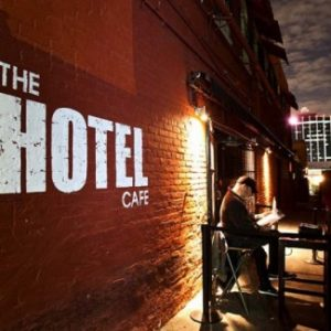 IFMG To Move Writer's Block LA  To Legendary Hotel Cafe, Jan 2019