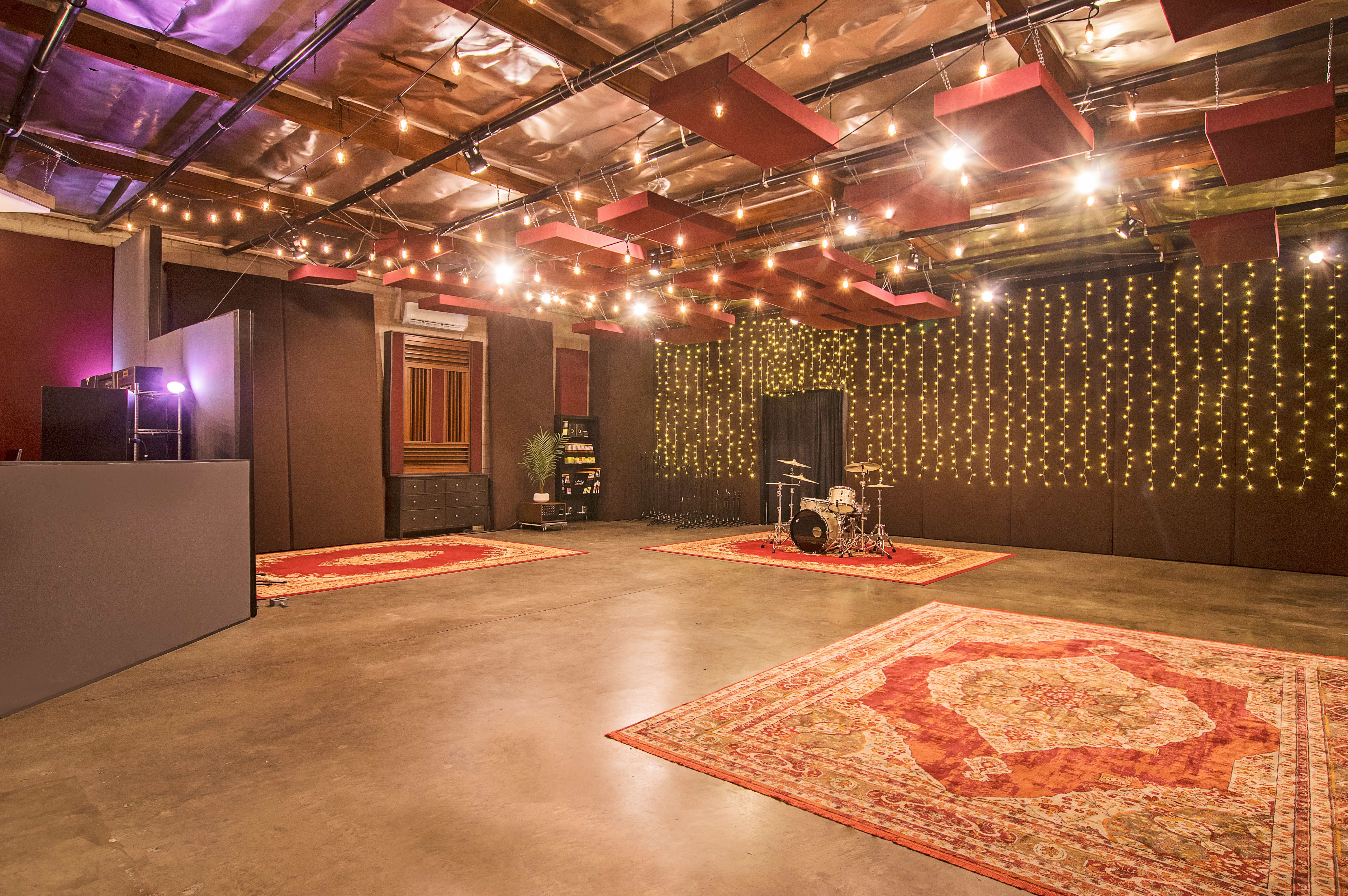 Updated Pics Of In Flight Music Studios! We're Finally Finished!