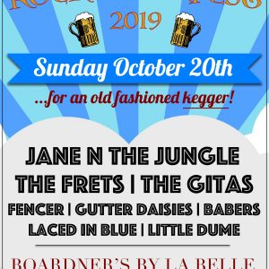 IFMG To Throw Rocktoberfest In Hollywood! Sunday, October 20th