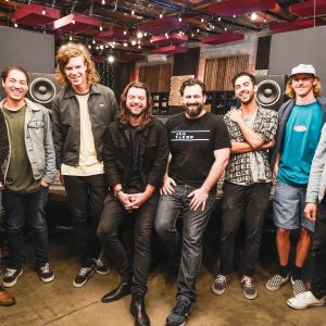 New Zealand Band Records At In Flight Music Studios For 2 Weeks!