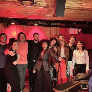 Writer's Block Kicks Off In NYC @ Rockwood Music Hall!