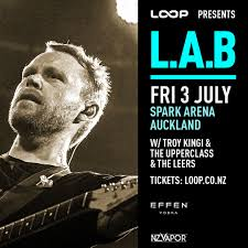 The Leers Set To Play A 12,000 Cap. Arena In New Zealand!